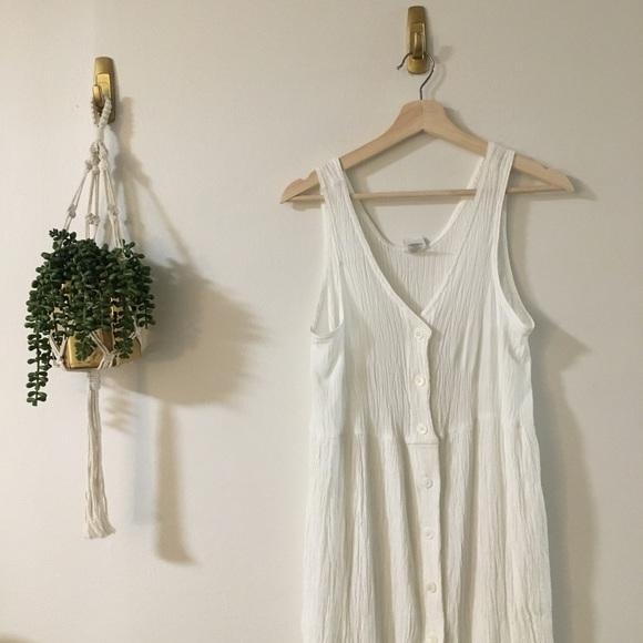 Lands' End Dresses & Skirts - White Dress